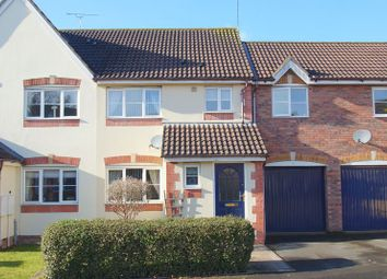 Thumbnail 3 bed terraced house for sale in Devonport Close, Brockhill, Redditch, Worcestershire