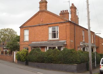 Thumbnail 3 bed end terrace house to rent in South Street, Wollaston, Northamptonshire