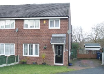 Thumbnail 3 bed semi-detached house for sale in Foxfold, Skelmersdale