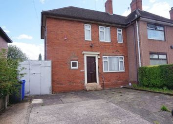 Thumbnail 3 bed semi-detached house to rent in Mollison Road, Meir, Stoke-On-Trent