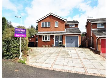 Thumbnail 5 bed detached house for sale in Wimberry Drive, Newcastle