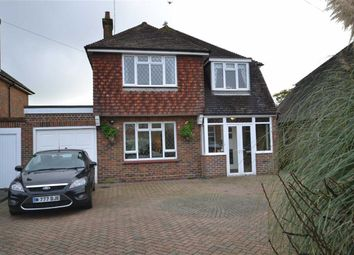 Thumbnail 3 bed link-detached house for sale in Terringes Avenue, Worthing, West Sussex