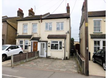Thumbnail 2 bed semi-detached house for sale in Ashingdon Road, Rochford
