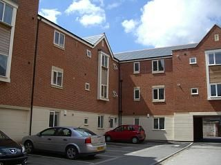 Thumbnail 2 bed flat to rent in Auriga Court, Derby
