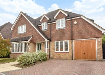 Thumbnail 5 bedroom detached house for sale in Wellhurst Close, Green Street Green
