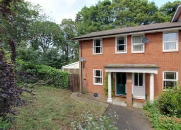 Thumbnail 2 bed end terrace house for sale in The Beeches, Ipswich