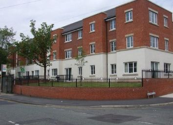Thumbnail 2 bed flat for sale in Woodlands Hall, Bradshaw Street, Wigan, Greater Manchester