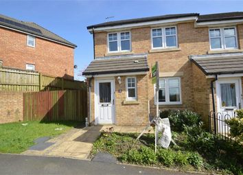 Thumbnail 3 bed semi-detached house to rent in Sedum Gardens, Huncoat, Accrington