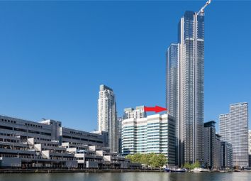 Thumbnail 2 bed flat for sale in South Quay Plaza, Valiant Tower, Canary Wharf