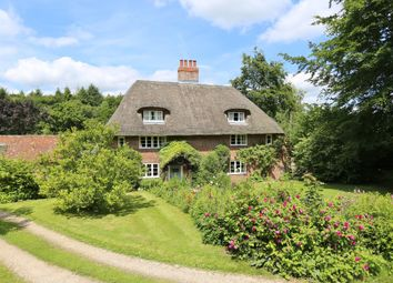 Thumbnail 5 bedroom detached house for sale in Corhampton, Southampton