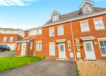 Thumbnail 3 bedroom town house for sale in Youghal Close, Pontprennau, Cardiff