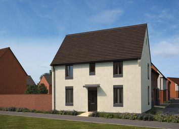 Thumbnail 3 bed semi-detached house for sale in Eastfield, Lawley Village, Telford