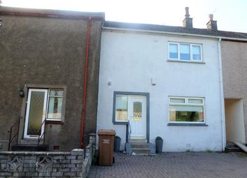 Thumbnail 2 bed terraced house to rent in St. Stephen's Place, Stevenston