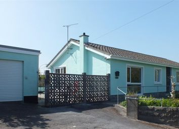 Thumbnail 3 bed detached bungalow for sale in Lyngard, Jameston, Tenby, Pembrokeshire