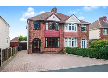 Thumbnail 3 bed semi-detached house for sale in Wolverhampton Road West, Walsall