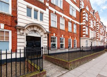 Thumbnail 4 bed flat to rent in Talgarth Mansions, Talgarth Road, Barons Court