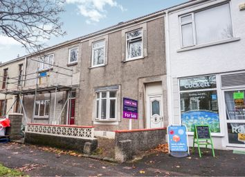 Thumbnail 3 bed terraced house for sale in Station Road, Fforest Fach