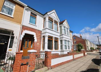 Thumbnail 4 bedroom terraced house for sale in Ebery Grove, Portsmouth