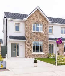 Thumbnail 3 bed town house for sale in Monasterevin