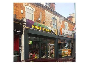 Thumbnail Retail premises for sale in Birmingham B18, UK