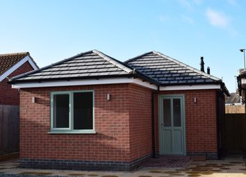 Thumbnail 2 bed detached bungalow for sale in Gladstone Street, Lutterworth