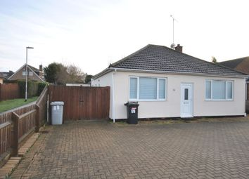 Thumbnail 4 bed bungalow for sale in 89 Polwell Lane, Barton Seagrave, Kettering, Northamptonshire