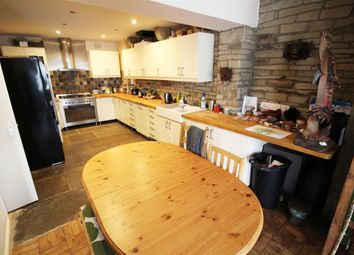 Thumbnail 3 bed end terrace house for sale in Keighley Road, Pecket Well, Hebden Bridge