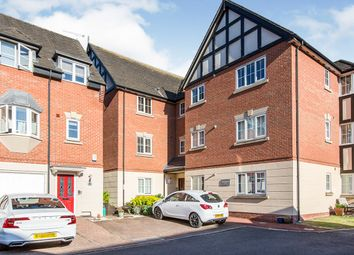 Thumbnail Flat for sale in Moat House, Marine Approach, Northwich, Cheshire