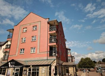 Thumbnail 2 bed flat for sale in Waterside, St. Thomas, Exeter