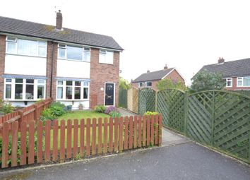 Thumbnail 3 bed semi-detached house for sale in Highgate Road, Sileby, Leicestershire