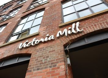 Thumbnail 1 bed flat for sale in Victoria Mill, Houldsworth Street, Reddish, Stockport