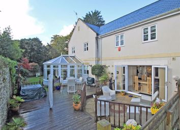 Thumbnail 4 bed terraced house for sale in Captains Gardens, Manadon Park, Plymouth