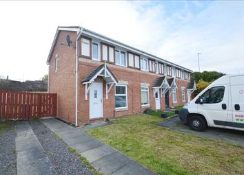 Thumbnail 2 bedroom end terrace house for sale in Maple Crescent, Cambuslang, Glasgow