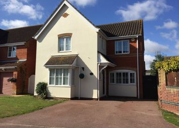 Thumbnail 4 bed detached house for sale in Willow Close, Worlingham, Beccles