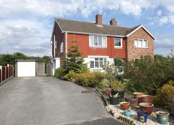 Thumbnail 2 bed semi-detached house for sale in Shap Close, Loundsley Green, Chesterfield, Derbyshire