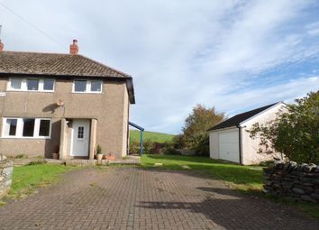 Thumbnail 3 bed semi-detached house for sale in The Green, Millom