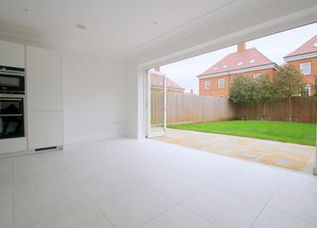 Thumbnail 4 bed detached house to rent in Amberden Avenue, Finchley Central