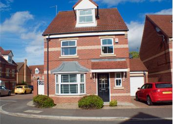 Thumbnail 4 bed detached house for sale in Vulcan Mews, Doncaster