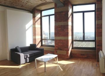 Thumbnail 2 bedroom flat to rent in 2 Bed Furnished, Velvet Mill