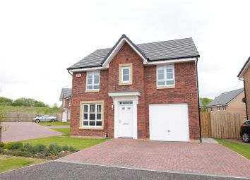 Thumbnail 4 bed detached house for sale in Skylark Wynd, Motherwell