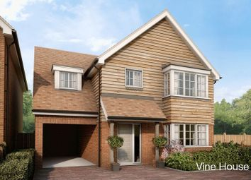 Thumbnail 4 bed detached house for sale in Vine House, Bourne Drive, Littlebourne
