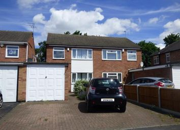 Thumbnail 3 bed semi-detached house for sale in Westleigh Road, Glen Parva, Leicester, Leicestershire