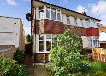 Thumbnail 2 bedroom maisonette for sale in Cherrydown Avenue, London