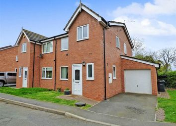Thumbnail 3 bed semi-detached house for sale in Littler Lane, Winsford, Cheshire