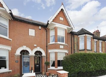 Thumbnail 3 bed terraced house for sale in Northwood Road, Tankerton, Whitstable