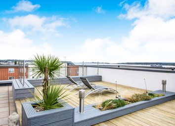 Thumbnail 2 bedroom penthouse for sale in Avenel Way, Poole