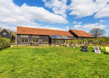 4 bed semi-detached house for sale in New Road, Wormley, Godalming GU8