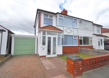 Thumbnail 3 bed semi-detached house for sale in Bispham Drive, Wirral
