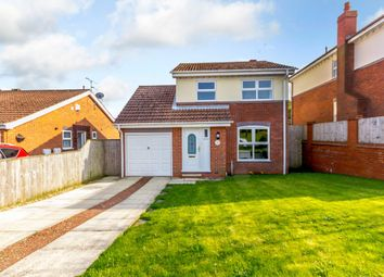 Thumbnail 3 bed detached house for sale in The Lawns, Bridlington, East Riding Of Yorkshire