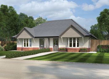 Thumbnail 1 bed bungalow for sale in River View, Highfield Road, Lydney, Gloucestershire